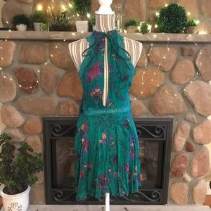 BRAND NEW WOT Free People Floral Dress